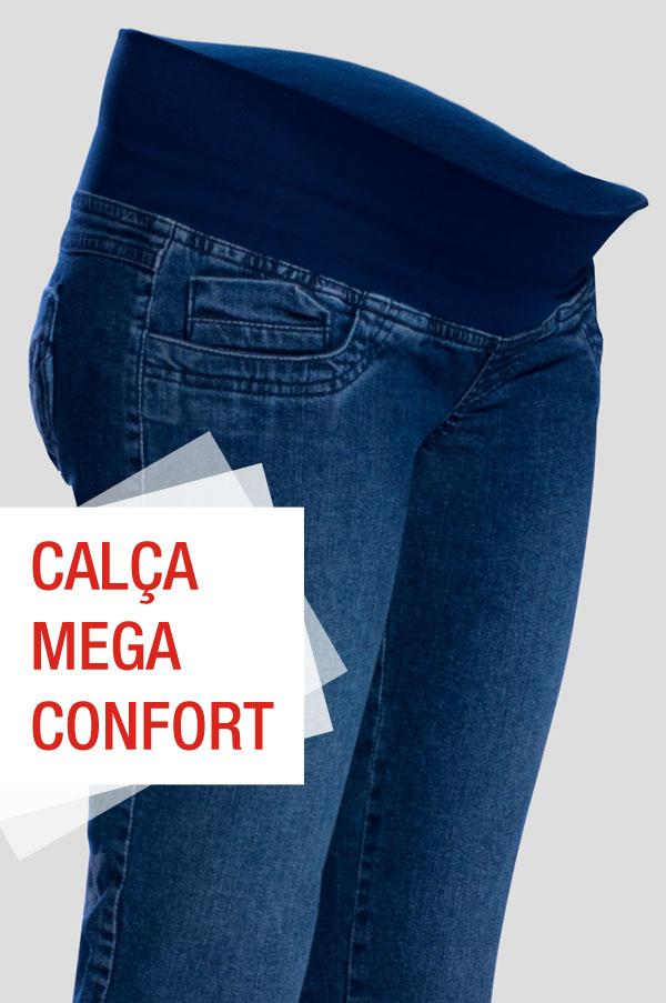Calça Mega Confort Stop Jeans