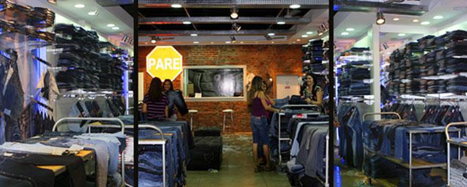 Loja Padrão Stop Jeans